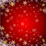 Christmas background sample Royalty Free Stock Images