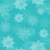 Xmas and winter holidays elements background. Stock Images