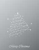 Christmas Background. For seasonal cards and event, posters Stock Illustration