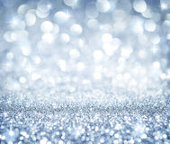 Christmas background - shining glitter Royalty Free Stock Image