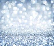Christmas background - shining glitter Royalty Free Stock Image