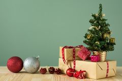 Christmas backgrounds 2018 Stock Photo