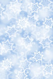 Christmas background snow winter card decoration copyspace copy Stock Photography