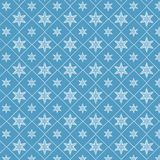 Christmas snowflake background. Christmas background with a snowflake pattern vector illustration