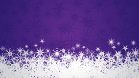 Christmas background with snowflakes. Set this background back your text Stock Photos