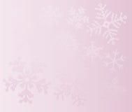 Christmas Background Snowflakes Royalty Free Stock Photo