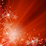 Christmas background with snowflakes. Christmas art background with snowflakes Stock Photo