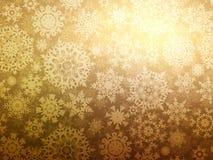 Christmas background with snowflakes. EPS 8 Stock Photo