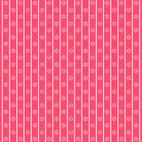 Christmas background with snowflakes. Vector pink image Royalty Free Stock Photo