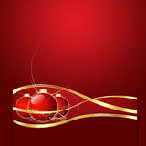 Christmas Background with Space for Text Royalty Free Stock Photo