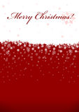 Christmas background with space for text Royalty Free Stock Photos