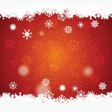 Christmas background with space for text Stock Photos
