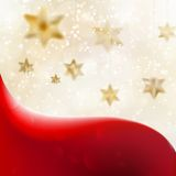 Christmas background with stars. EPS 10 Royalty Free Stock Images