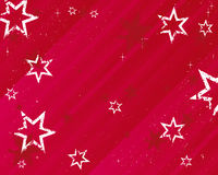 Christmas Background Stars. Vector Illustration Stock Images