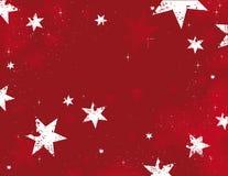 Christmas Background Stars. Vector Illustration Stock Photography