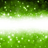 Christmas background with stars Stock Image