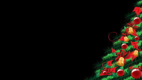 Christmas background for text Royalty Free Stock Image
