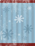 Christmas Background Texture - Blue Stock Image