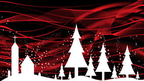 Christmas background vector. Christmas background with full hd image ratio Royalty Free Stock Image