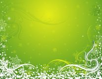 Christmas background, vector Royalty Free Stock Image