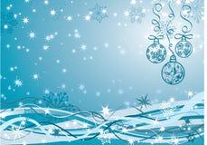 Christmas background, vector Royalty Free Stock Photos
