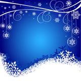 Christmas background vector Stock Photo