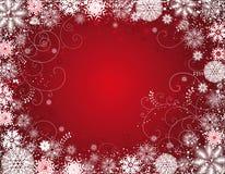 Christmas background, vector Stock Photos