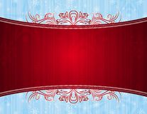 Christmas background, vector Royalty Free Stock Photography