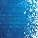 christmas background, vector Stock Photography