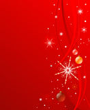 Christmas background vector Stock Photo