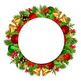 Christmas background. Vector eps-10. Royalty Free Stock Image