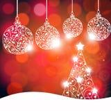 Christmas Background-Vector Stock Photos