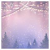 Christmas Background. Vector illustration, eps10 Stock Photography