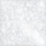 Silver sparkly abstract сhristmas background   Royalty Free Stock Photo