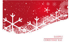 Christmas background - winter Royalty Free Stock Photos