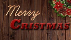 Country Christmas background royalty free stock photo