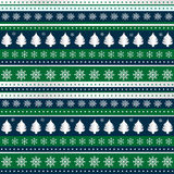 Christmas background for wrapping paper, textile, packaging Stock Images