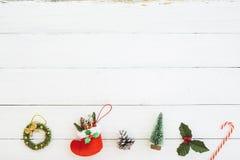 Christmas background, Xmas decoration Royalty Free Stock Image