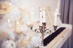 Christmas background. Xmas scene. Royalty Free Stock Images