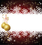 Christmas backgrounds. The  illustration contains the image of Christmas backgrounds Royalty Free Stock Photo