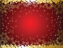 Christmas backgrounds. The  illustration contains the image of Christmas backgrounds Royalty Free Stock Photography