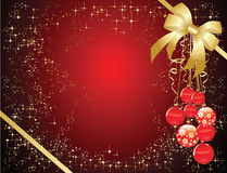 Christmas backgrounds. The  illustration contains the image of Christmas backgrounds Stock Photos