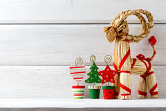 Christmas backgrounds. Stock Photography