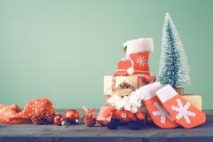 Christmas backgrounds 2018 Royalty Free Stock Photo