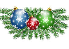 Christmas backgrounds - Illustration Royalty Free Stock Photo