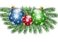 Christmas backgrounds - Illustration Royalty Free Stock Photo