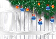 Christmas backgrounds. Christmas winter poster desing backgrounds s Stock Photography