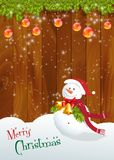 Christmas backgrounds. Christmas winter poster desing backgrounds vectors Royalty Free Stock Image