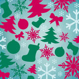 Christmas backround. Christmas and New Year. Greeting card Stock Image