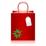 Christmas bag Stock Photo